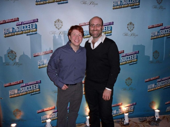 Ken Kleiber and Jason Cochran