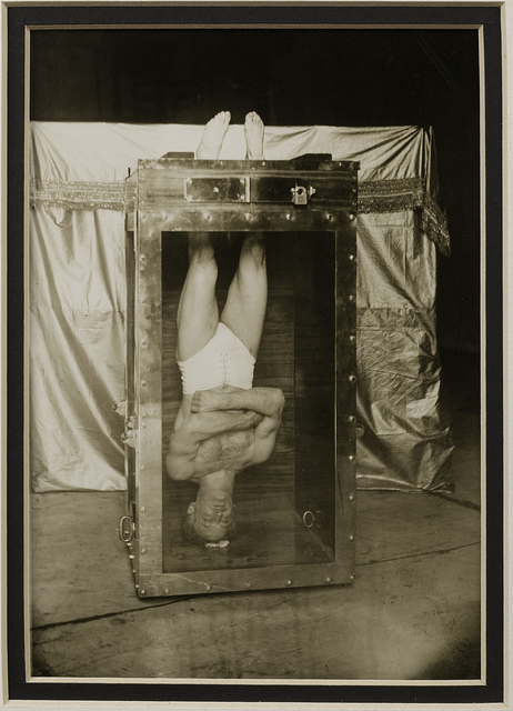 Houdini Water Torture Cell