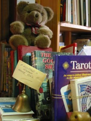 Bookstore, Hobart, Tasmania, Australia