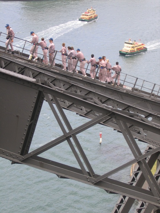 BridgeClimb, Sydney Harbour Bridge, Australia